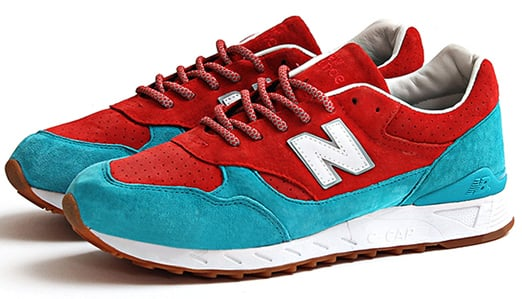 Weekend Release Concepts New Balance 496 Reagatta