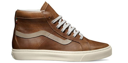 Weekend Release Diemme Vans SK8-Hi LX Brown