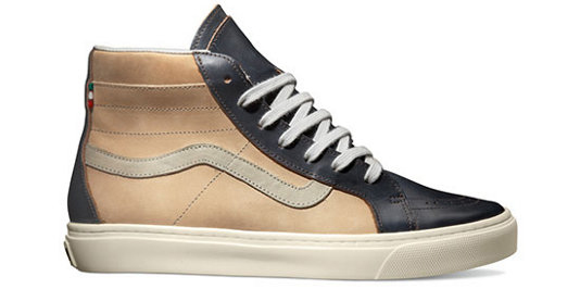 Weekend Release Diemme Vans SK8-Hi LX Cream