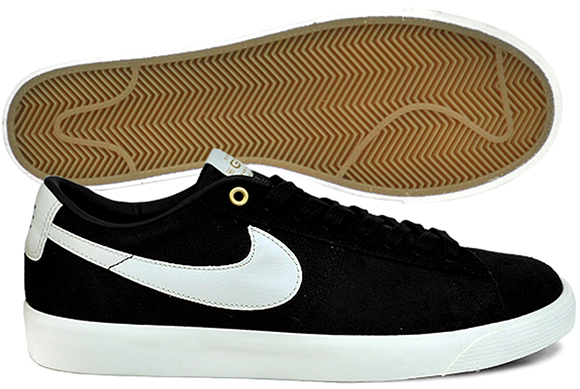 Weekend Release Nike SB Blazer Low GT Grant Taylor Black