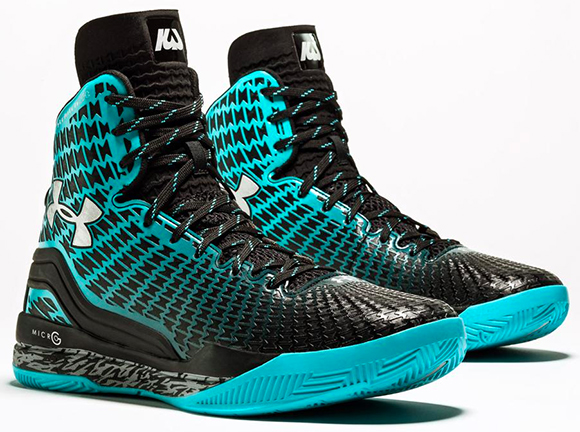 Weekend Release Under Armour ClutchFit Drive Kemba Walker Away PE