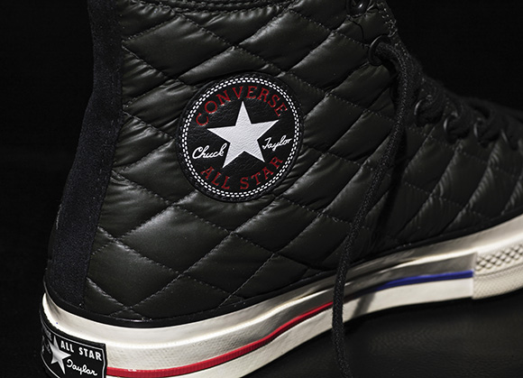 For Winter: Converse First String All Star Chuck 70 Down