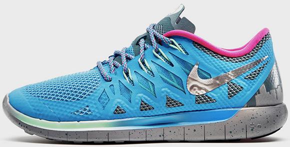 Womens Nike Free 5.0 Doernbecher Sunday Release