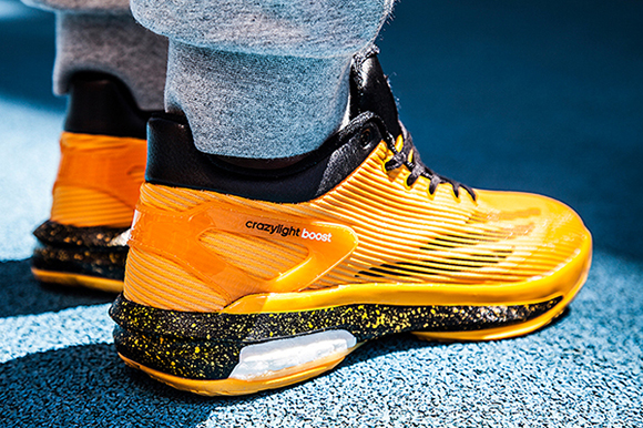 adidas Crazylight Boost Jeremy Lin