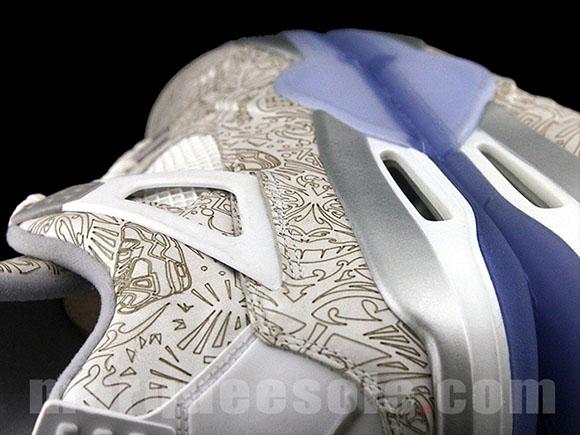 Air Jordan 4 Laser 2015