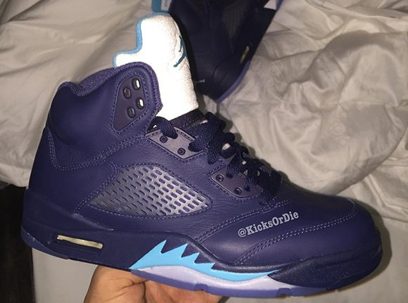 Air Jordan 5 Navy Launching in 2015