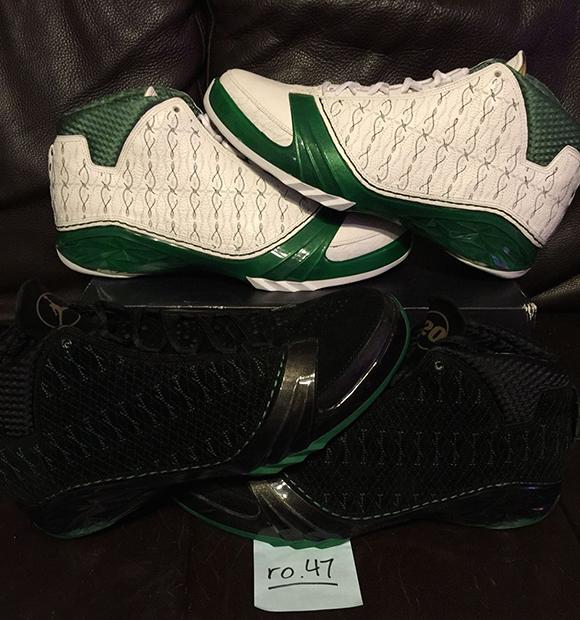 Air Jordan XX3 Ray Allen Boston Celtics PEs