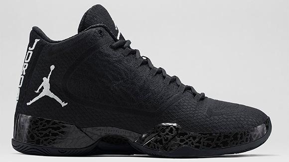 Air Jordan XX9 Blackout Official Images