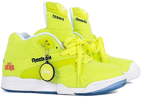 Alife x Reebok Court Victory Pump Ball Out Returning