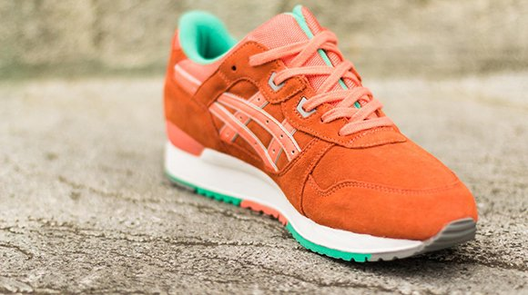 Asics Gel Lyte III Fresh Salmon