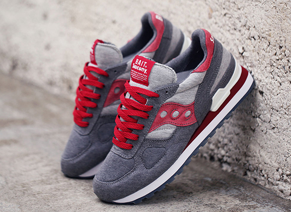 BAIT x Saucony Shadow Original Midnight Mission Release Reminder