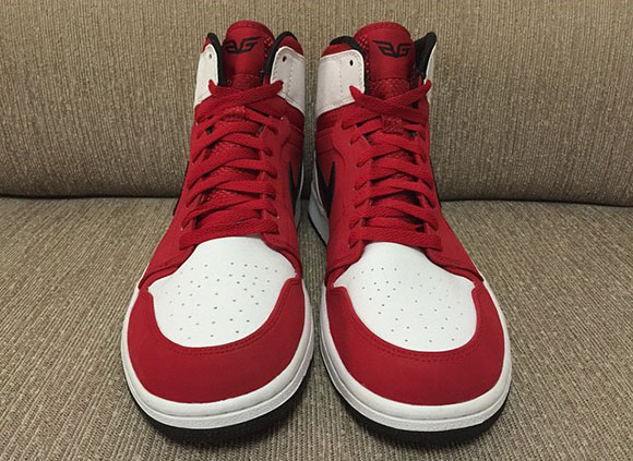Blake Griffin Air Jordan 1 - Detailed Look
