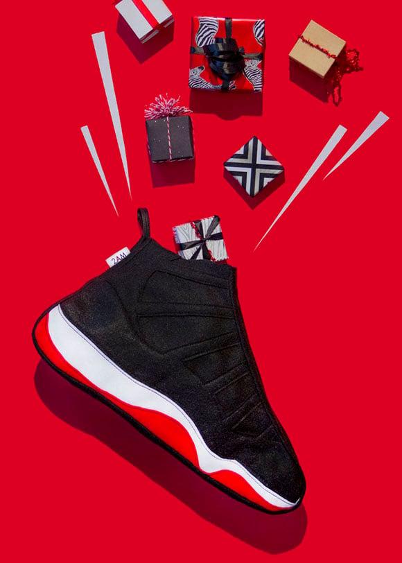 Christmas Air Jordan Stockings