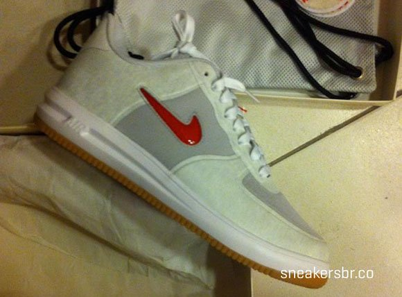 CLOT x Nike Lunar Force 1