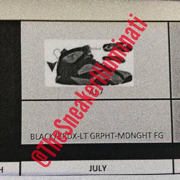 Confirmed: Air Jordan 7 Bordeaux 2015
