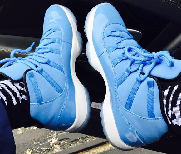 Dez Bryant Wears Air Jordan 11 Ultimate Gift of Flight