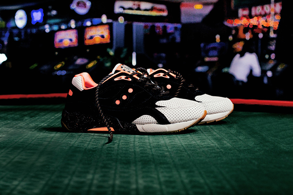 Feature Sneaker Boutique x Saucony G9 Shadow 6