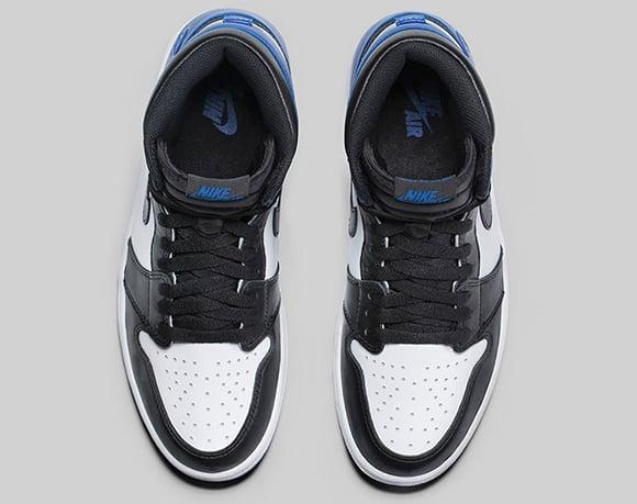 fragment Design x Air Jordan 1 Retro High OG Official Images