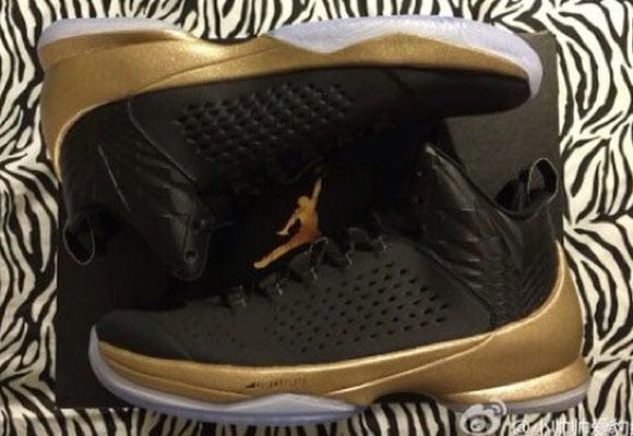 eaaa9396952cae Jordan Melo M11 Black   Gold