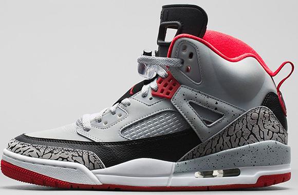 fa751c030d8 on sale Jordan Spizike Wolf Grey Official Images - bobutik.se