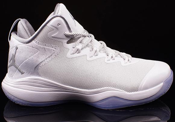 Jordan Super.Fly 3 White Ice