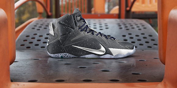 LeBron James to Wear Nike LeBron 12 iDs by Ohio Heroes
