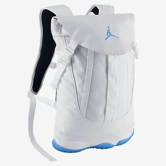 b438cbb0bbc6 Legend Blue Air Jordan 11 Backpack