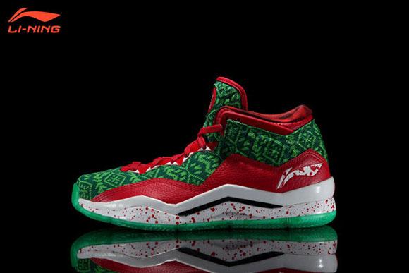 Li-Ning Way of Wade 3 Christmas
