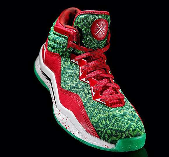 264944835725ae Li-Ning Way of Wade 3.0  Christmas