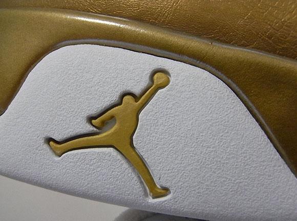 Marshall Faulk Air Jordan 9 Low PE