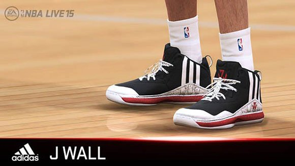 NBA Live 2015 Updates Sneaker Rotation