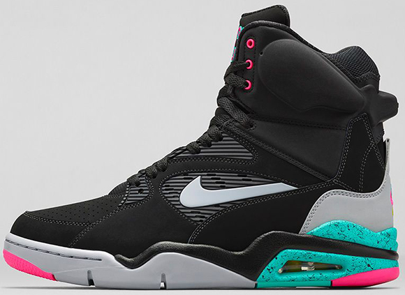 Nike Air Command Force Spurs Official Images