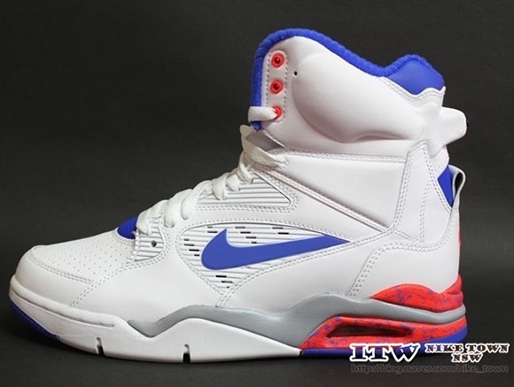 Nike Air Command Force Ultramarine Another Look | SneakerFiles