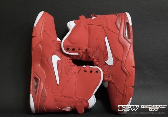 Nike Air Command Force University Red Another Look