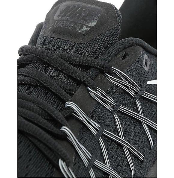 Nike Air Max 2015 Black White