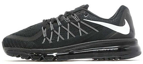 Nike Air Max 2015 Black   White  759292429