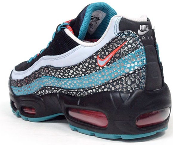 Nike Air Max 95 Rhinoceros Beetle