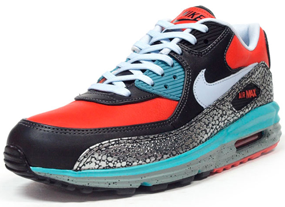 Nike Air Max Lunar 90 Rhinoceros Beetle