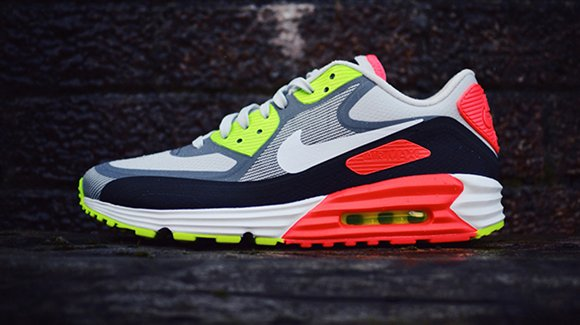 Nike Air Max Lunar 90 Goes Water Proof