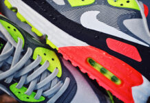 Nike Air Max Lunar 90 Goes Water Proof