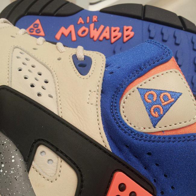 Nike Air Mowabb Retro 2015