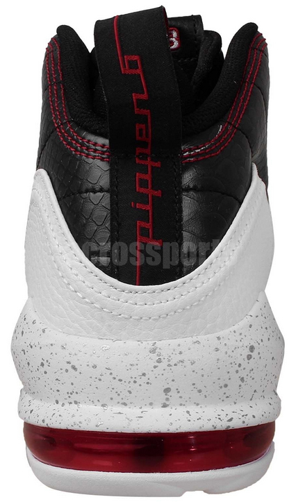 Nike Air Pippen 6 Bulls Detailed Look