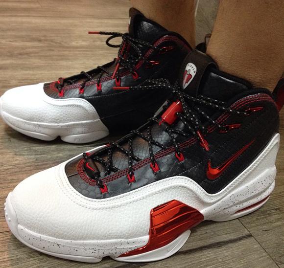 Nike Air Pippen 6 Chicago Bulls On-Feet