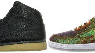 Nike Air Python Black Snake Iridescent Snake 2015