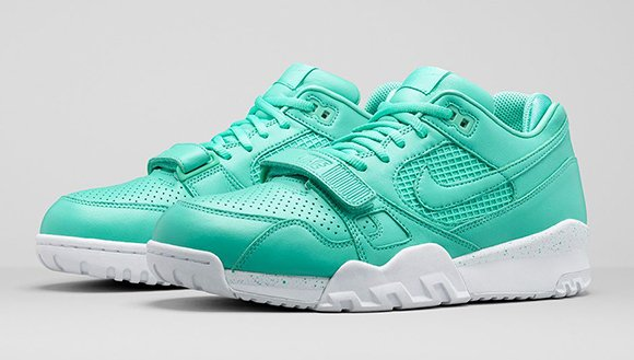 Nike Air Trainer 2 Crystal Mint