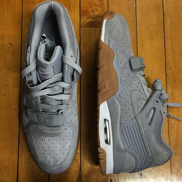 Nike Air Trainer 3 Grey Gum