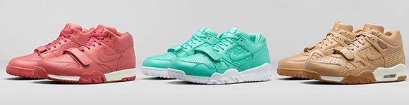 Nike Air Trainer Collection Official Images