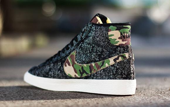 Nike Blazer Mid Floral Camo