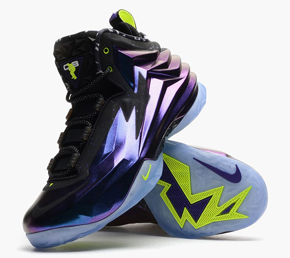 Nike Chuck Posite Cave Purple Detailed Look