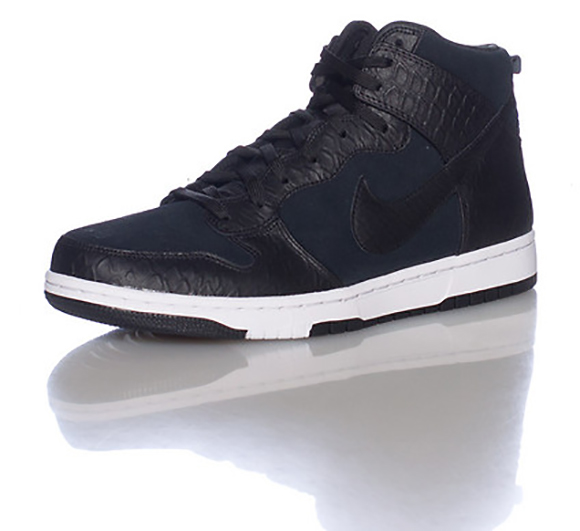 Nike Dunk High Snake Zoom Air Cushioning